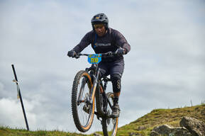 Photo of an untagged rider at Boltby