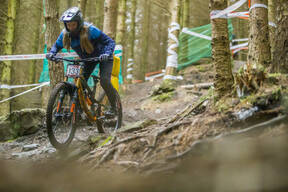 Photo of Anna CRAIG at Hamsterley