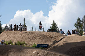 Photo of Riders 114 &  225 at Winter Park