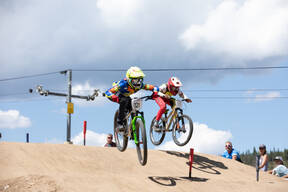 Photo of Riders 120 &  121 at Winter Park