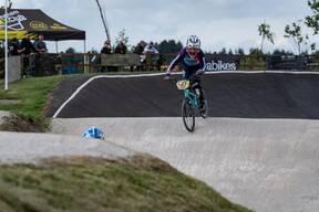 Photo of Chase BARNARD at Telford BMX