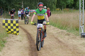Photo of Ellis JACKSON at Thickthorn