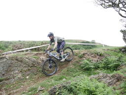 Photo of Ben FINNEY at Llanfyllin