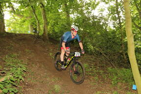 Photo of Nick SALTER at Thickthorn