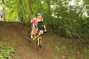Photo of Matthew MANTLE at Thickthorn