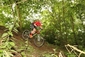 Photo of an untagged rider at Thickthorn