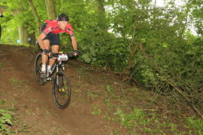 Photo of Ian MEGGINSON at Thickthorn