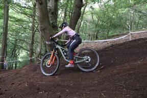 Photo of Corinna BRISBOURNE at Llanfyllin