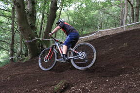 Photo of Dominic COLE at Llanfyllin