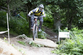 Photo of an untagged rider at Llanfyllin