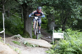 Photo of Chris BLACKMORE at Llanfyllin