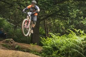 Photo of Kevin COOK (mas) at Llanfyllin