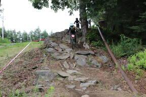 Photo of Sarah HAMLIN at Thunder Mountain
