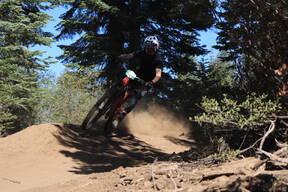 Photo of Myles MORGAN at Mt Shasta