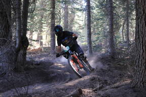 Photo of Hunter PRESTON at Mt Shasta