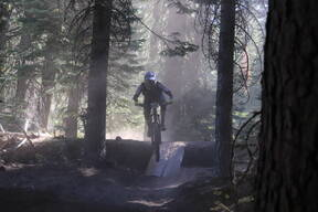 Photo of Brian CAHAL at Mt Shasta