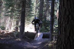 Photo of Bobby LANGIN Jr. at Mt Shasta