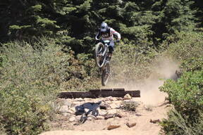 Photo of an untagged rider at Mt Shasta