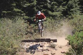 Photo of Connor HENDERSON at Mt Shasta