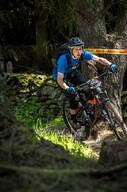 Photo of Rob IREDALE at Glentress