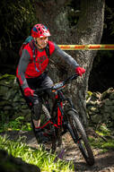 Photo of Ian NICOL at Glentress