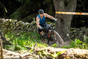 Photo of Logan TAYLOR at Glentress