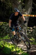 Photo of Stuart PEGG at Glentress