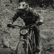 Photo of Dan HOPMANS at Thunder Mountain