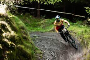 Photo of Liam TYRRELL at Rhyd y Felin