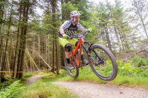 Photo of James GRIFFITHS (vet2) at Glentress