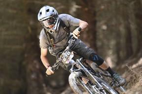 Photo of Joe WHITBY at Glentress