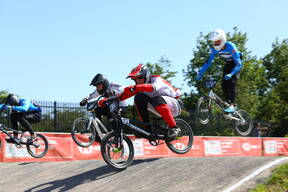 Photo of Callum RUSSELL (bmx) at Gosport BMX