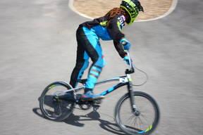Photo of Shani HARRIS-SHERWOOD at Gosport BMX