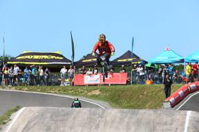Photo of Daniel ALVAREZ at Gosport BMX