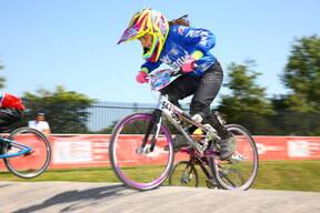 Photo of Naya O'CONNELL at Gosport BMX