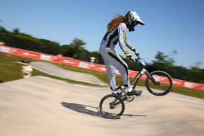 Photo of Betsy BAX at Gosport BMX