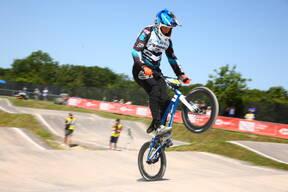 Photo of Alan HILL (bmx) at Gosport BMX