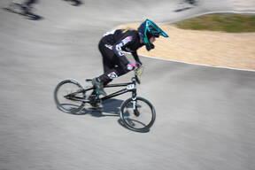 Photo of Freia CHALLIS at Gosport BMX