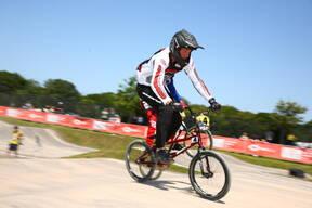 Photo of Matt BARNARD at Gosport BMX