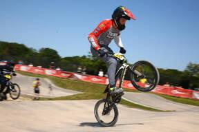 Photo of Renato DA SILVA at Gosport BMX