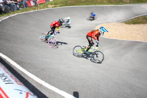 Photo of Anya MATERN ALONSO at Gosport BMX