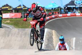 Photo of Kyle HILL at Gosport BMX