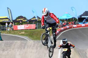 Photo of Josh BARSBY at Gosport BMX