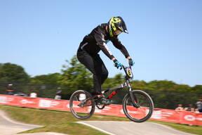 Photo of Scott BEAUMONT at Gosport BMX