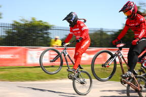 Photo of Josie MCFALL at Gosport BMX