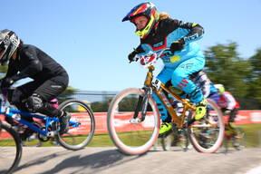 Photo of Nicola SPIERS at Gosport BMX