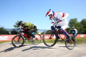 Photo of John BENTLEY at Gosport BMX