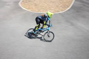 Photo of Sienna HARVEY at Gosport BMX