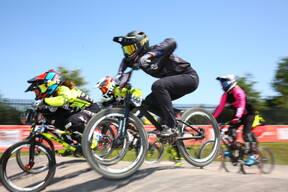Photo of Christina WALDING at Gosport BMX
