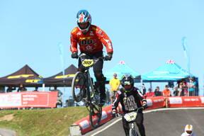 Photo of Nathaniel CAMPBELL at Gosport BMX